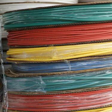 长乐PVC热缩管